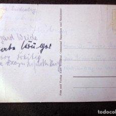 Postales: (JX-201170)POSTAL DEL COMANDANTE MÉDICO DE LA DIVISIÓN AZUL D.LUIS TORRES MARTY DEDICADA.. Lote 224688730