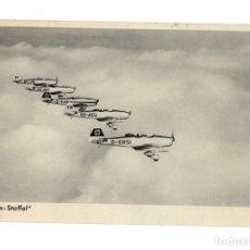 Postales: TARJETA POSTAL AVIONES II GUERRA MUNDIAL. KLEMM-STAFFEL. BERLIN. ORIGINAL. Lote 233262415