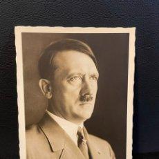 Postales: FOTO POSTAL HOFFMANN DEL FUHRER ADOLF HITLER, TERCER REICH, NSDAP NAZI. Lote 236901470