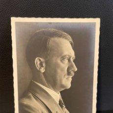 Postales: FOTO POSTAL HOFFMANN DEL FUHRER ADOLF HITLER, TERCER REICH, NSDAP NAZI. Lote 236901850