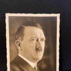 Postales: FOTO POSTAL HOFFMANN DEL FUHRER ADOLF HITLER, TERCER REICH, NSDAP NAZI. Lote 236902090