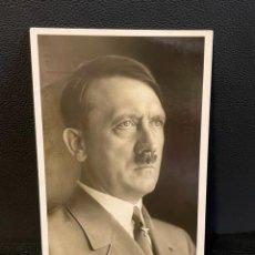 Postales: FOTO POSTAL HOFFMANN DRK DEL FUHRER ADOLF HITLER, TERCER REICH, NSDAP NAZI. Lote 236902815