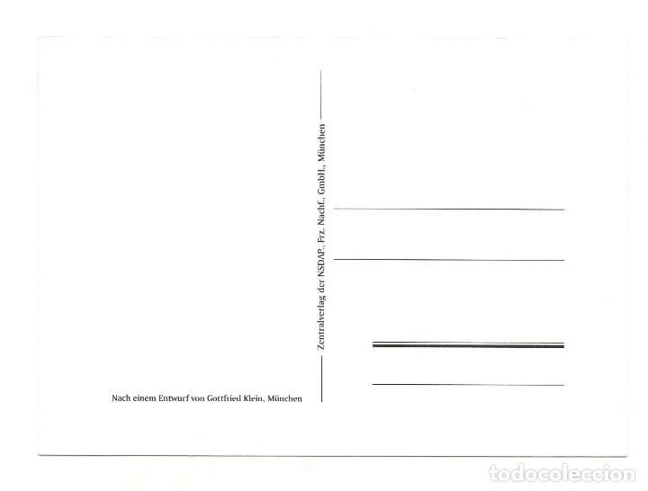 Postales: BERLIN BRANDEBURGER FOR AM PARISER PLATZ POSTAL REPRODUCCIÓN - Foto 2 - 244661105