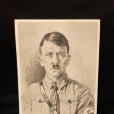 Postales: POSTAL REICH CANCILLER ADOLF HITLER, NAZI FUHRER NSDAP. Lote 252940530