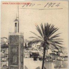 Postales: TARJETA POSTAL DE TANGER Nº21. - LA MOSQUEE DES AISSAOUAS.. Lote 13042000