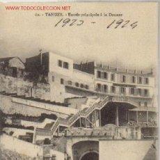 Postales: TARJETA POSTAL DE TANGER Nº62. - ENTREE PRINCIPALE A LA DOUANE.. Lote 13041999