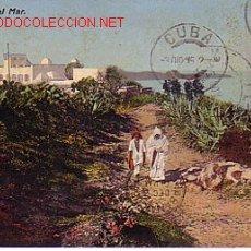 Postales: TARJETA POSTAL DE -JUNTO AL MAR- Nº522.. Lote 4867608