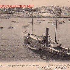 Postales: TARJETA POSTAL DE TANGER. Nº 32. - VUE GENERALE PRISE DU PHARE. . Lote 17115037
