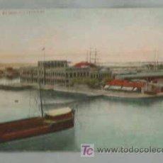 Postales: TARJETA POSTAL EGIPTO. PORT SAID. MAISON HOLLANDAISE. Nº 134. Lote 3131398