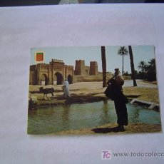 Postales: POSTAL DE MARRUECOS SERIE ESCUDO DE ORO Nº 11 MARRUECOS TIPÌCO. Lote 3947957