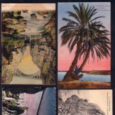 Postales: LOTE 2 ** 9 POSTALES ANTIGUAS DE AFRICA ** PRINCIPIOS DEL S. XX . Lote 25018367