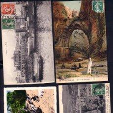 Postales: LOTE 3 ** 9 POSTALES ANTIGUAS DE AFRICA ** PRINCIPIOS DEL S. XX . Lote 25018358