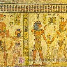 Postales: 7-1353. POSTAL LUXOR. VALLE DE LOS REYES. EGIPTO. Lote 4875398