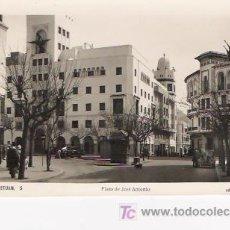 Postales: TETUAN(MARRUECOS)-TARJETA POSTAL Nº5.-PLAZA DE JOSE ANTONIO. EDIC. ARRIBAS.. Lote 36041936