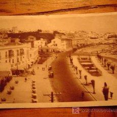 Postales: POSTAL DE TANGER-7 AVENUE D`ESPAGNE. Lote 18485946