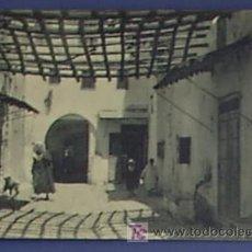 Postales: TETUAN. BARRIO DE LOS BABUCHEROS. HAUSER Y MENET. MADRID.. Lote 15549974