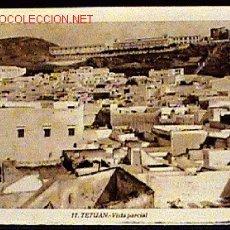 Postales: ANTIGUA FOTO DE TETUAN - MARRUECOS - VISTA PARCIAL - ED. L. ROISIN - NO CIRCULADA.. Lote 15208657