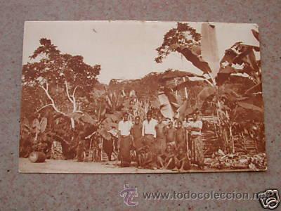 GUINEA CONTINENTAL C-12. ALREDEDORES DE MOMBE. 642 (Postales - Postales Extranjero - África)