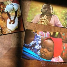 Postales: TRES POSTALES 1 MOZAMBIQUE -2 MALAWI. Lote 11128407