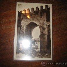 Postales: TANGER PORTE DU GRAND SOCCO. Lote 12906347