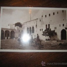 Postales: TANGER ANCIEN PALAIS DE JUSTICE ET LA PRISON. Lote 12906348