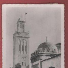 Postales: CHERCHELL - LA MOSQUÉ - 1955. Lote 26288843