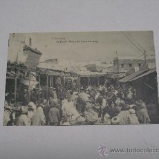Postales: TETUAN . PLAZA DEL ZOCO DEL TRIGO . J. BERINGOLA . FOT. HAUSER Y MENET . SIN CIRCULAR . Lote 22489353
