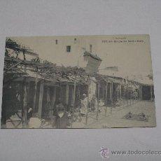 Postales: TETUAN . RINCÓN DEL BARRIO MORO . J. BERINGOLA . FOT. HAUSER Y MENET . SIN CIRCULAR . Lote 22489356