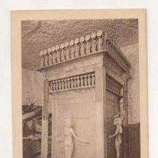 Postales: EGIPTO. TUTANKHAMEN. THE CANOPIC CANOPY. . Lote 15243505