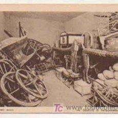 Postales: EGIPTO. TUTANKHAMEN. LOS OBJETOS DE LA ANTECAMBRA. . Lote 15243646