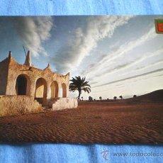 Postales: POSTAL MARRUECOS OUARGLA SANTUARIO NO CIRCULADA. Lote 15985819