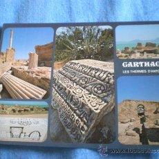 Postales: POSTAL CARTAGO TERMAS DE ANTONIN NO CIRCULADA. Lote 15989871