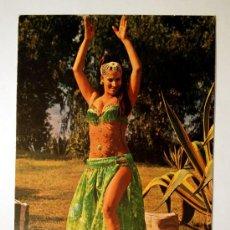 Postales: MARRUECOS. MAROC TIPICO. BAILARINA.. Lote 26056671