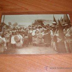 Postales: POSTAL DE GUINEA CONTINENTAL (POBLADO BUGEBA). C-11. (AÑO 1929). 894. Lote 21647197