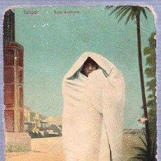 Postales: TARJETA POSTAL DE TANGER TYPE MAROCAIN.. Lote 26638329