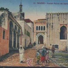 Postales: POSTAL DE AFRICA MARRUECOS TANGER Nº 15 ANCIEN PALAIS DE JUSTICE P-AFYMA-006. Lote 24153437