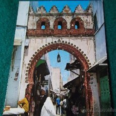 Postales: MARRUECOS-LARACHE-PUERTA GRAND VIZIR-70'. Lote 26270567