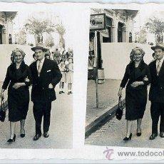 Postales: FOTO POSTAL / AGFA - FOTO FIMAT-LAB PEREIRA / TETUAN - RELOJ MIDO MULTIFORT - MARRUECOS 1950S. Lote 28321458
