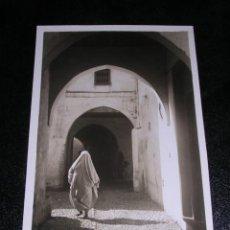 Postales: TETUAN - CALLE BARRIO MORO - FOTO CUADRADO. Lote 28612249