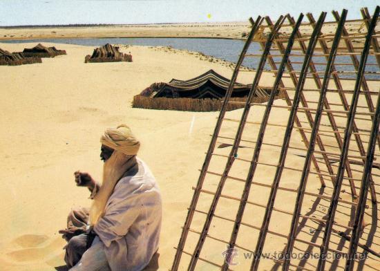EL KHIAM AU SAHARA NUEVA SIN CIRCULAR (Postales - Postales Extranjero - África)