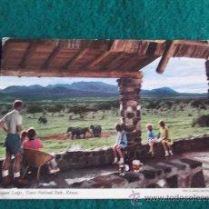 Postales: POSTAL- ANTIGUA-KENYA-ESCRITA-SELLADA-. Lote 29388289