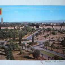 Postales: POSTAL MARRUECOS - MOROCCO. MARRAKECH. Lote 29802745