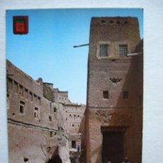 Postales: POSTAL MARRUECOS - MOROCCO. OUARZAZATE. . Lote 29802767