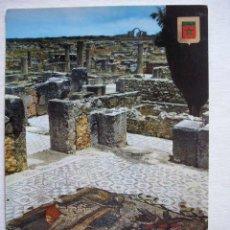 Postales: POSTAL MARRUECOS - MOROCCO. VOLUBILIS. . Lote 29802809