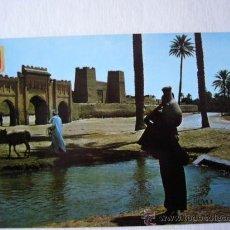 Postales: POSTAL MARRUECOS - MOROCCO. . Lote 29802813