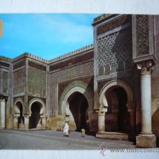 Postales: POSTAL MARRUECOS - MOROCCO. MEKNES. Lote 29802853