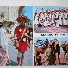 Postales: POSTAL MARRUECOS - MOROCCO. . Lote 29802855