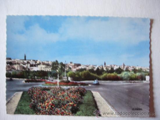 POSTAL MARRUECOS - MOROCCO. MEKNES (Postales - Postales Extranjero - África)