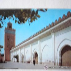 Postales: POSTAL MARRUECOS - MOROCCO. MARRAKECH. Lote 29803020