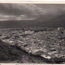 Postales: TETUAN, VISTA GENERAL DESDE LA BATERÍA. Lote 29822218